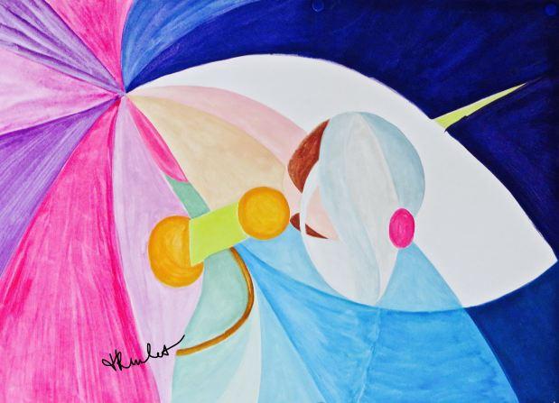 Peinture Exstase / PaintingEcstasy